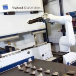 TruBend Cell 7000 - die innovative Highspeed-Biegezelle