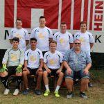 Firma 2CUT gewinnt den 9. Erich-Heinzig-Cup